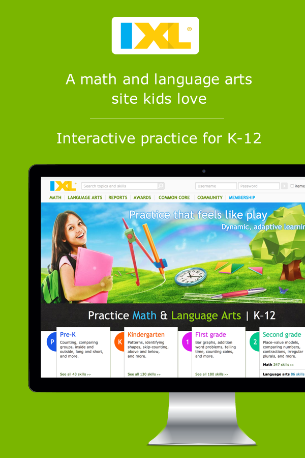 Fifth grade math practice IXL Math Language Arts 2021265 ...