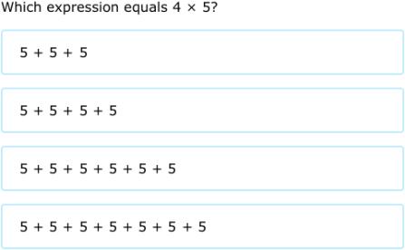 IXL - Properties of multiplication (Grade 5 math practice)