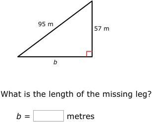 pythagorean theorem 10th grade